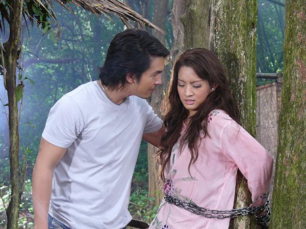 Phim Thái Lan: lửa hận hoá yêu thương